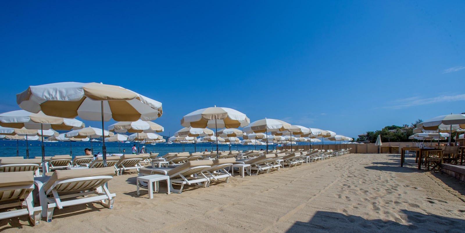 Лето-2018: лучшие пляжи Лазурного Побережья