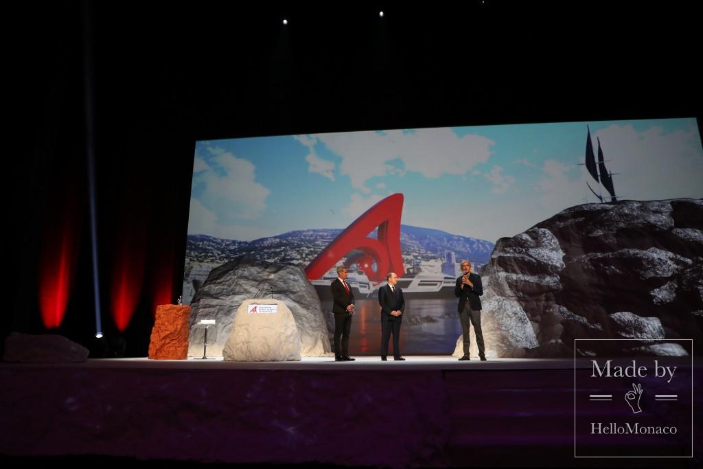 11-я церемония награждения Фонда принца Альбера II. Защита экосистемы планеты Земля