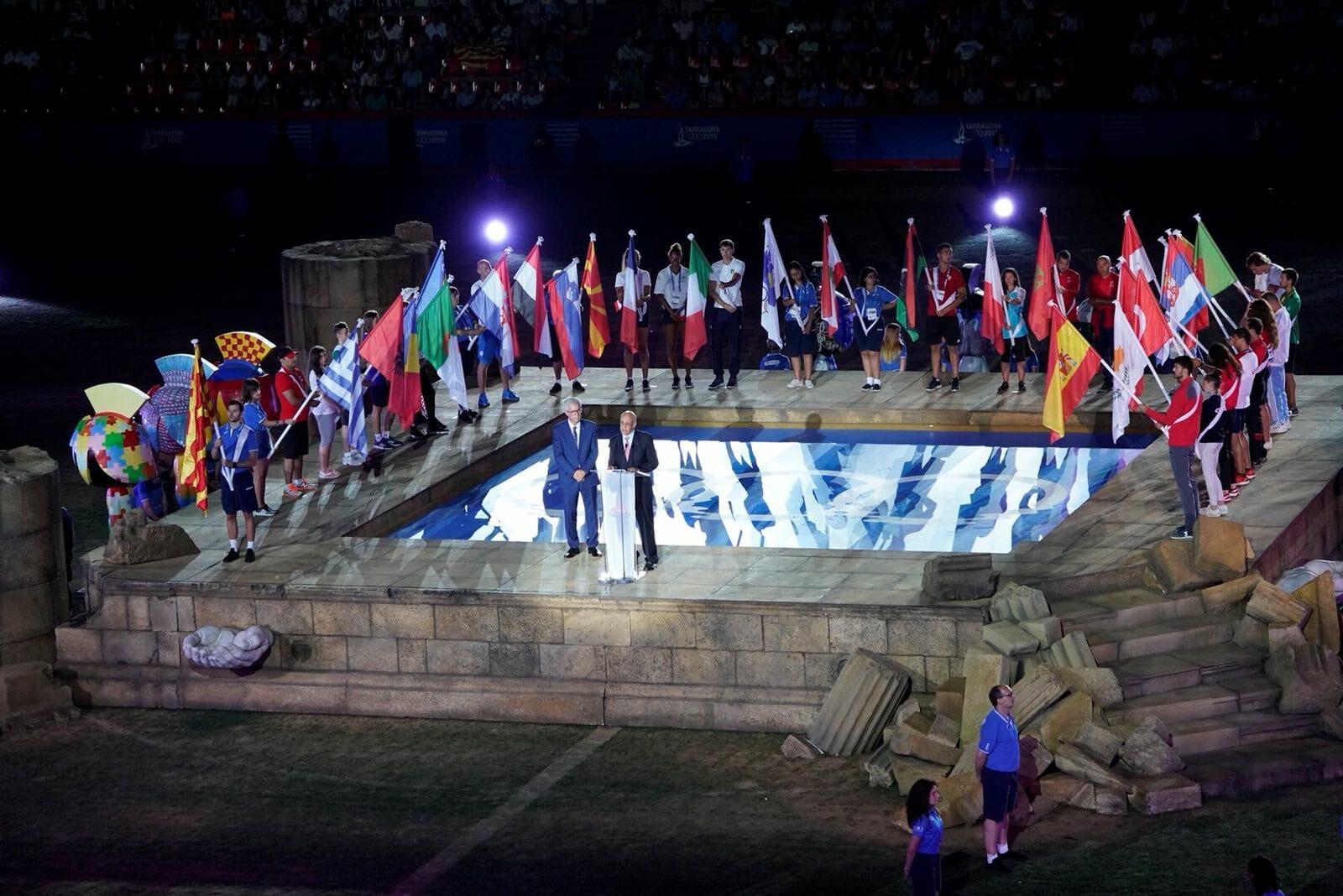 Успехи монегасков на Средиземноморских играх 2018