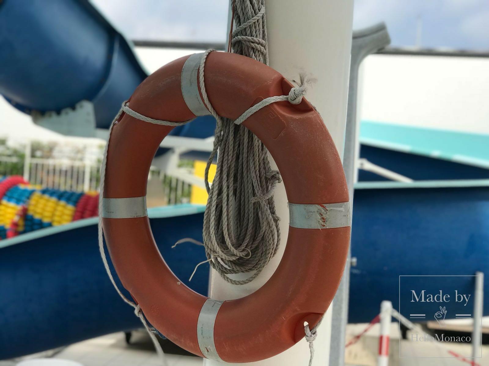 3-й выпуск Splash Party: Порт Монако в брызгах и веселье