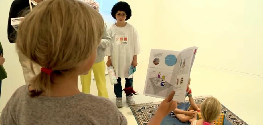 Детские летние мастер-классы в Новом национальном музее Монако