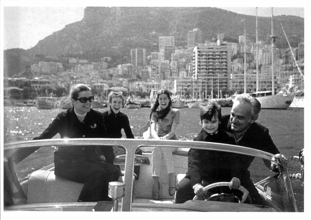 Молодежная торговая палата Монако представляет лидеров и легенд яхтенного мира