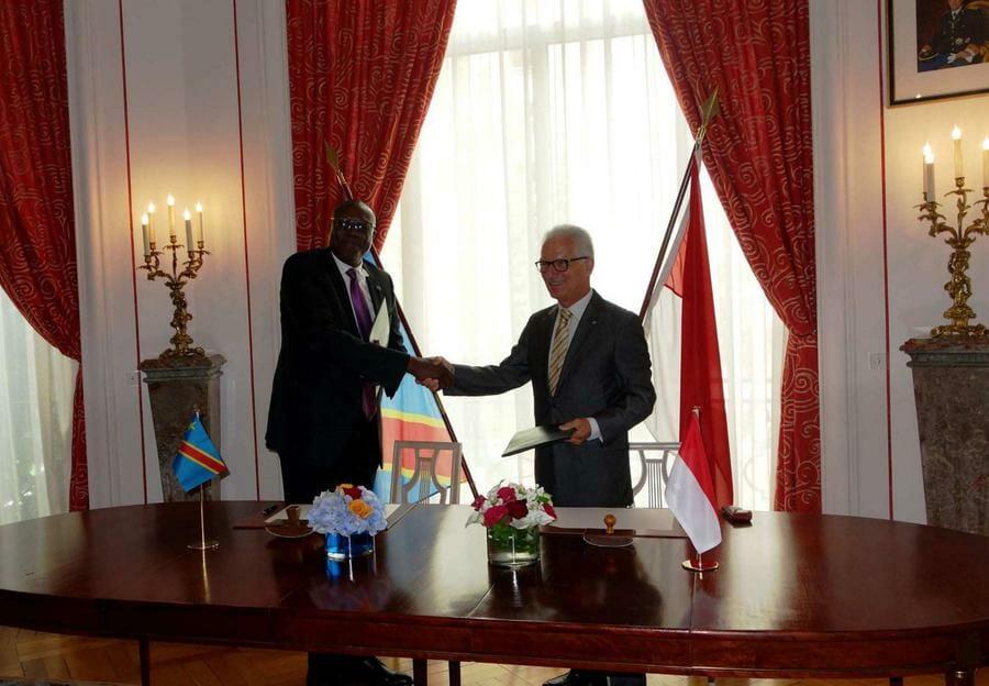 MC state news: ежегодная церемония посольства Монако в Берлине