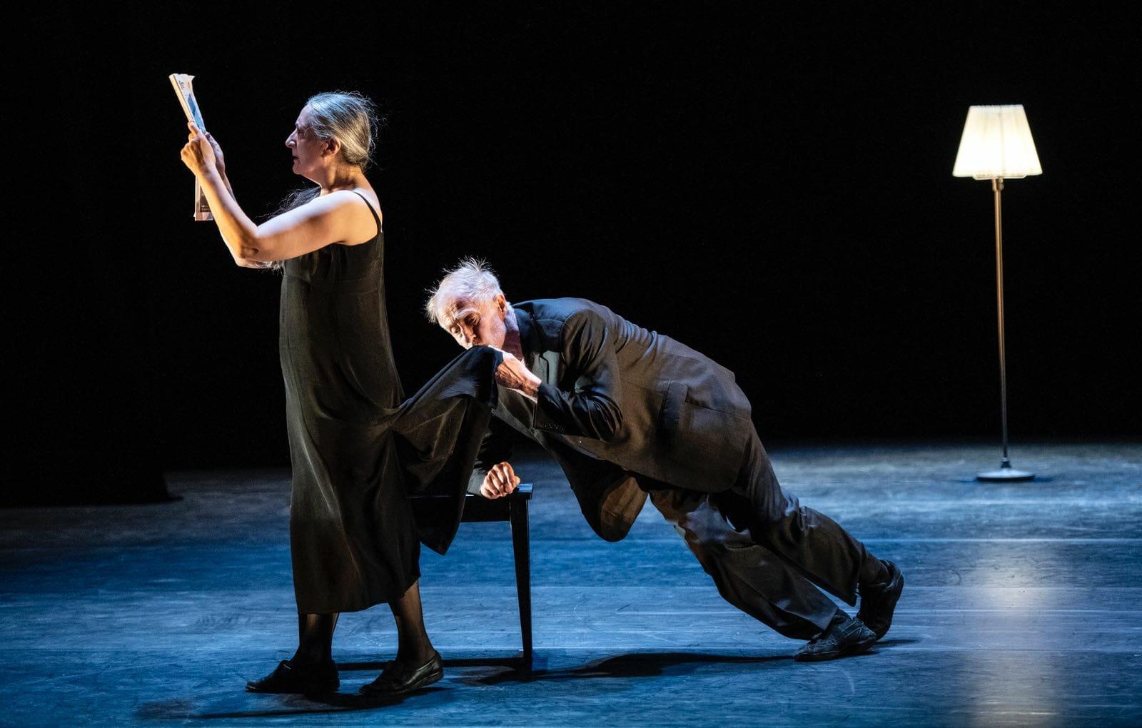 Танцевальный Форум Монако почтил память Ингмара Бергмана