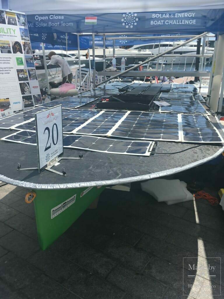 Новое поколение инженеров конструирует лодки будущего