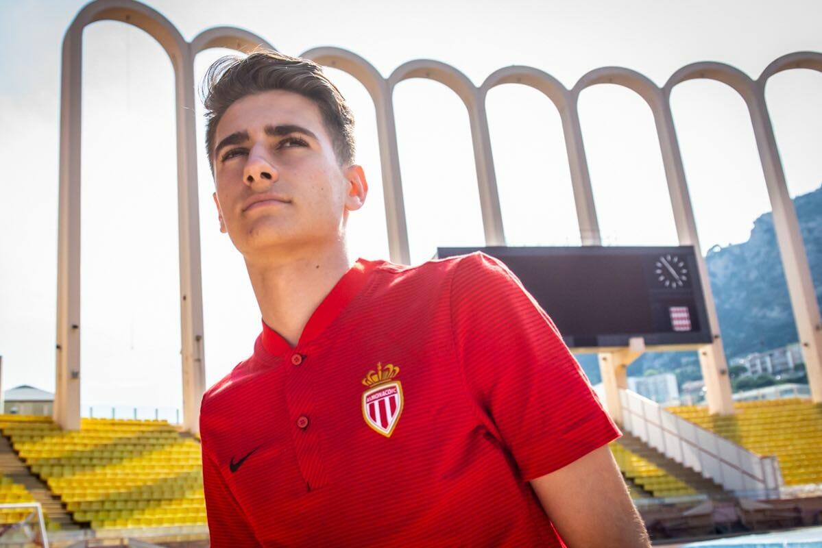 Новые игроки в ФК «Монако»
