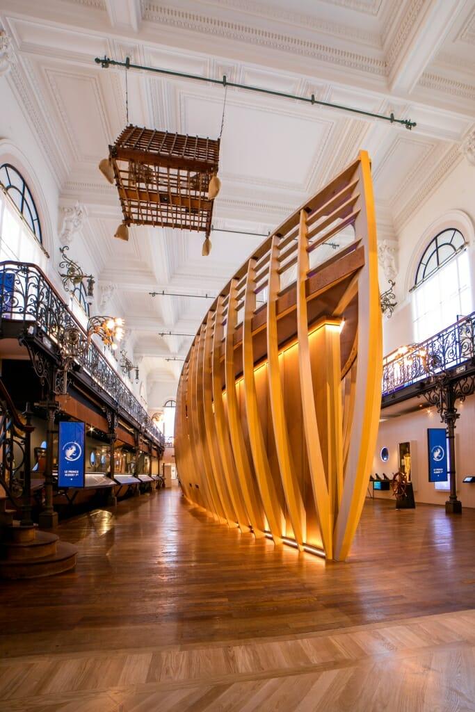 Новое интерактивное путешествие в Океанографическом музее Монако