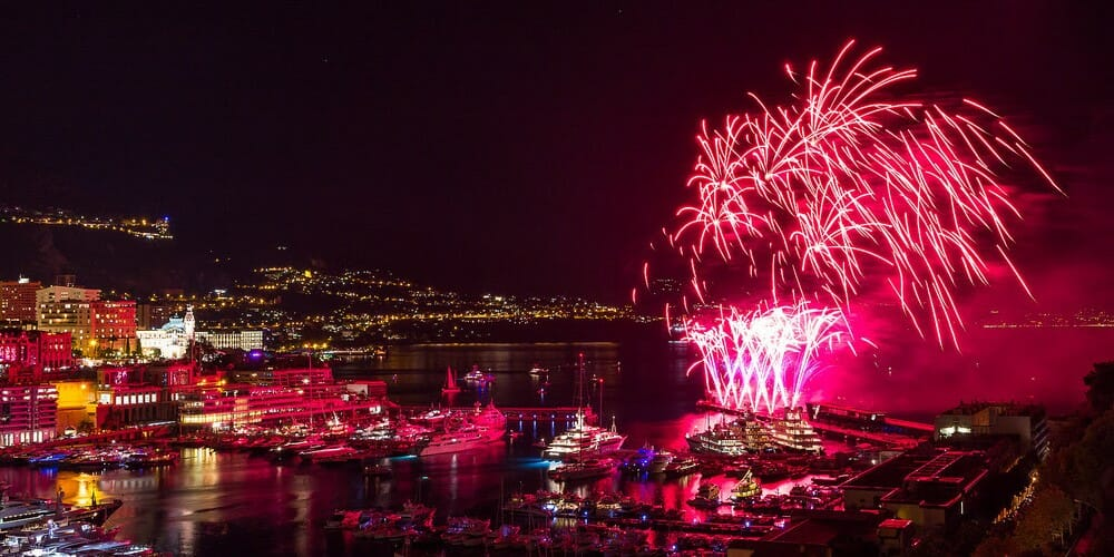 Сегодня в Монако стартует Международный музыкальный конкурс фейерверков