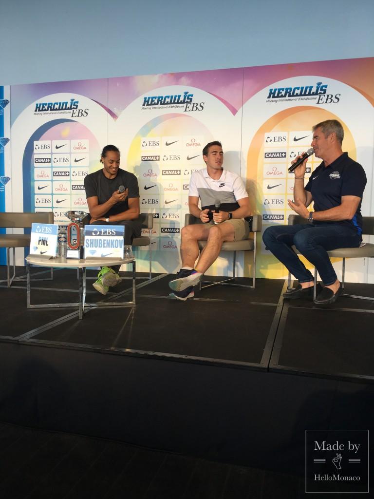 Herculis EBS 2018 в Монако бьет мировые рекорды