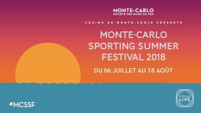 HelloMonaco рекомендует: развлекательные события - лето-осень 2018