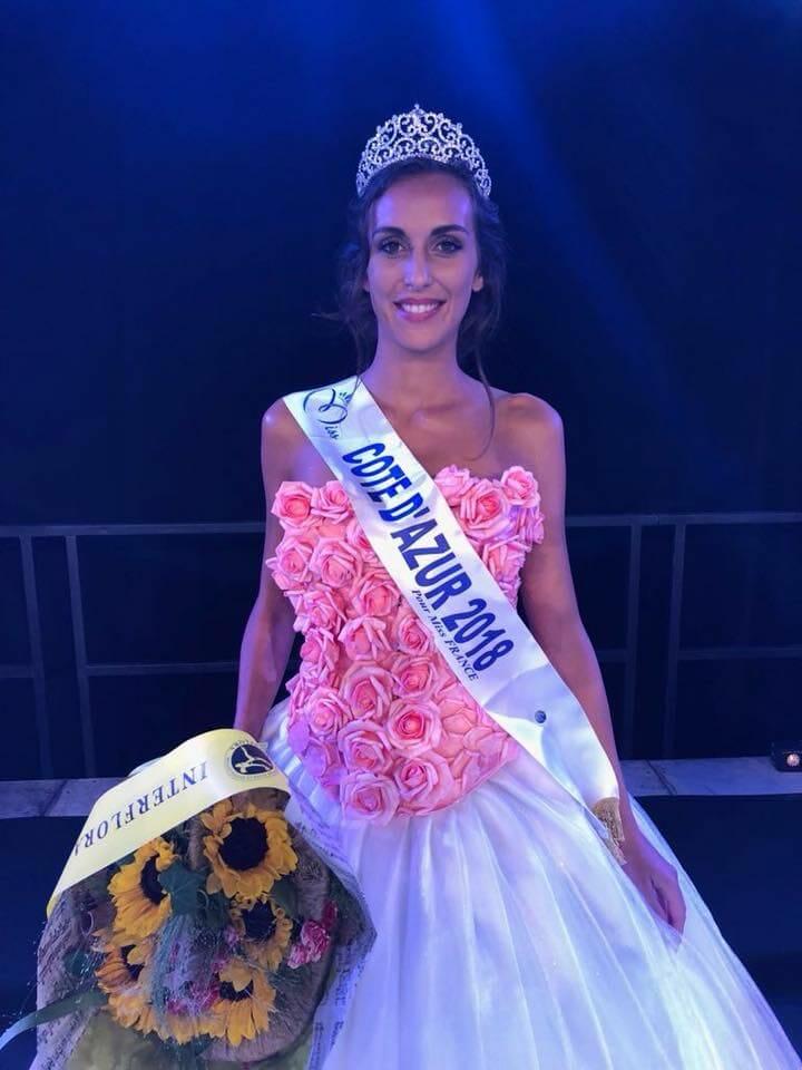 Участницы конкурса Мисс Лазурное побережье-2019 сыграли в хореографической постановке