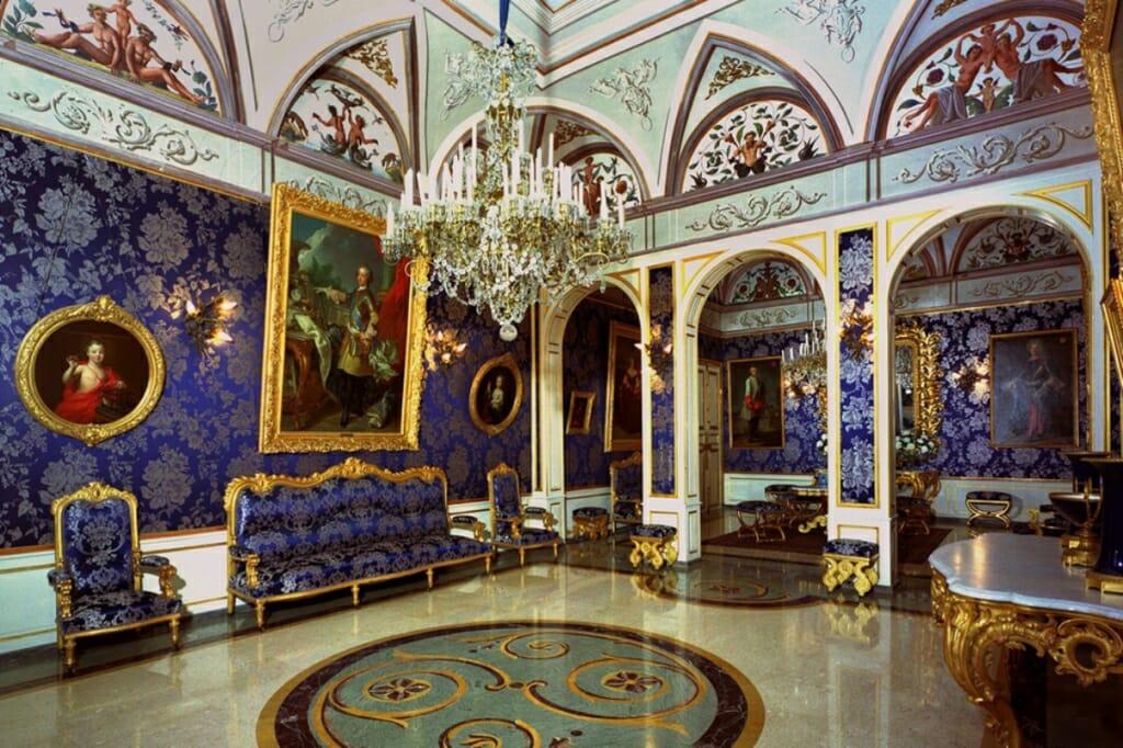 Выставка в Китае: «Князья и княгини Монако. Европейская династия»
