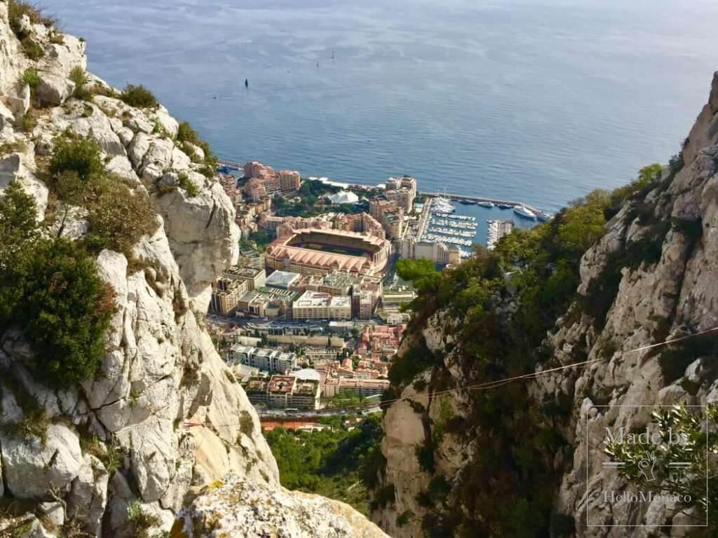 Лучшие места для селфи в Монако и его окрестностях