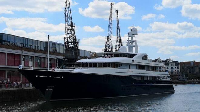 77-метровая суперъяхта Go на Яхт-шоу в Монако-2018 и другие новости