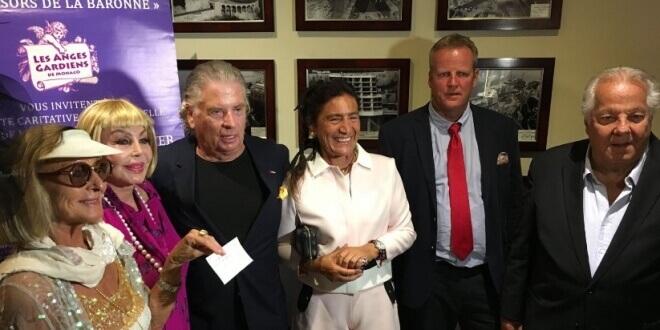 Итоги аукциона баронессы Брандстеттер в отеле Fairmont Monte-Carlo