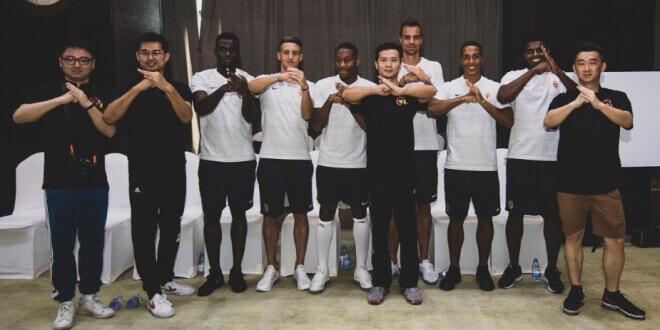 ФК «Монако» завоевывает китайскую публику