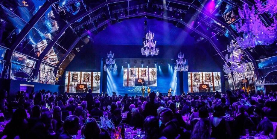 Знаменитости 2-го Гала-вечера в защиту мирового океана в Монако