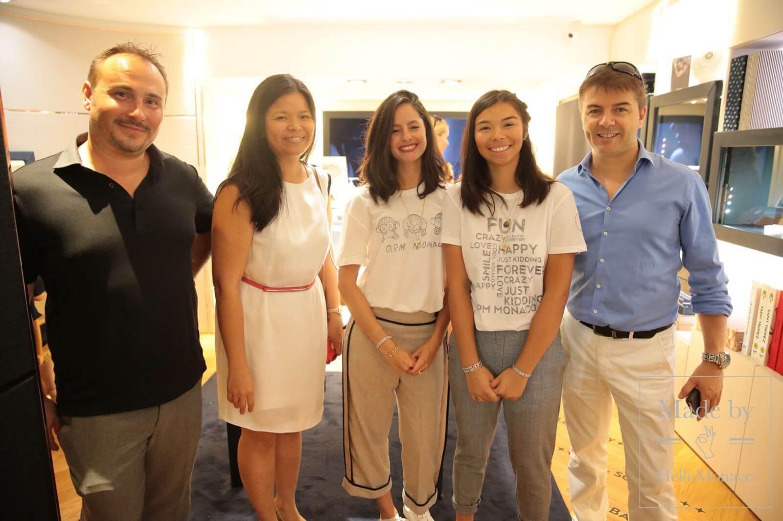 Ювелирный бренд APM Monaco впервые заключил партнерство со спортсменкой