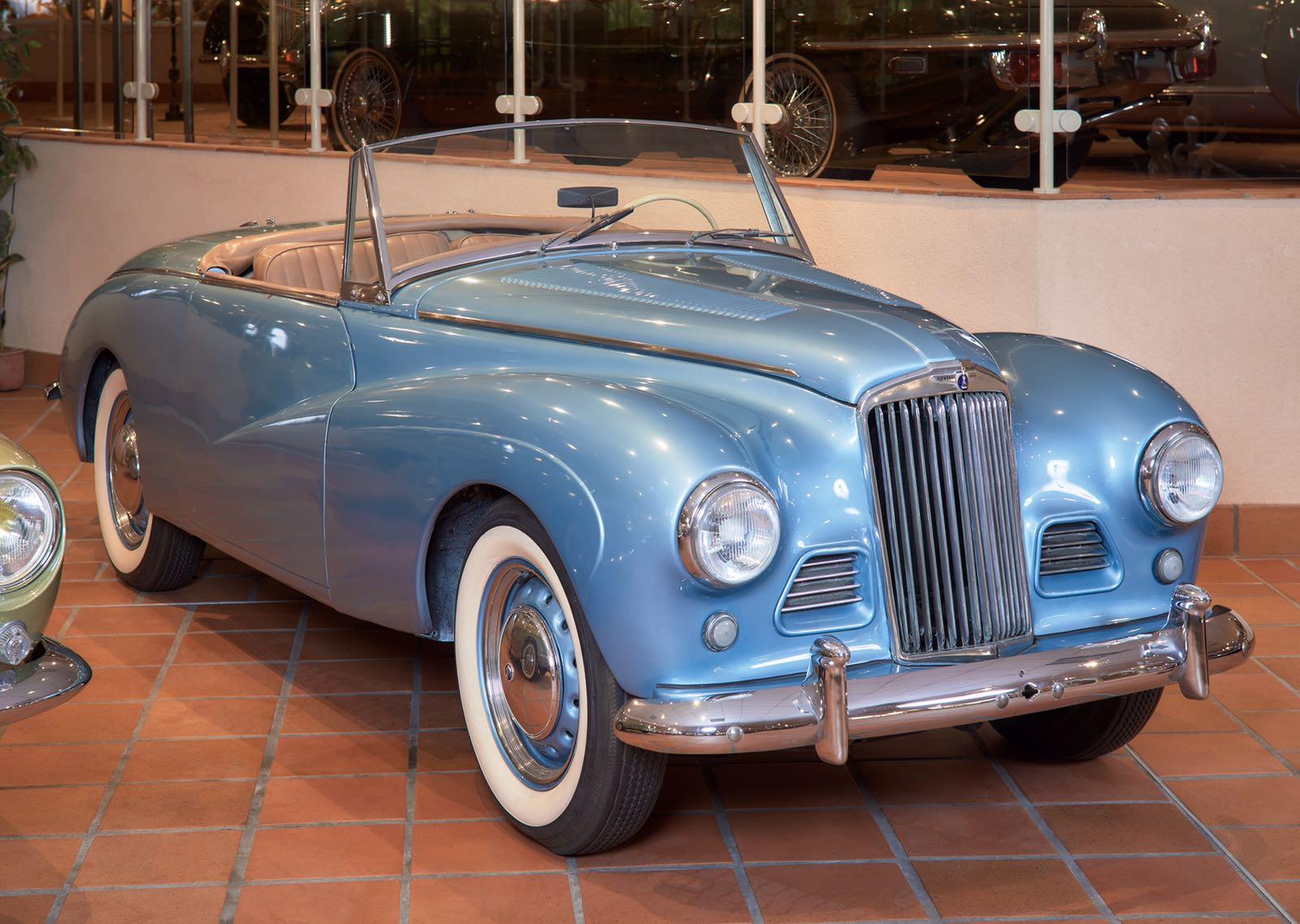 Коллекция автомобилей Его Светлости князя Монако — историческое наследие семьи Гримальди для будущих поколений