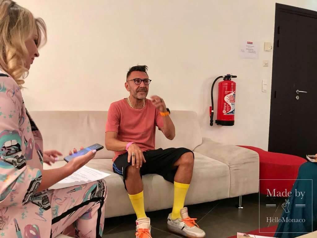 Интервью: Сергей Шнуров
