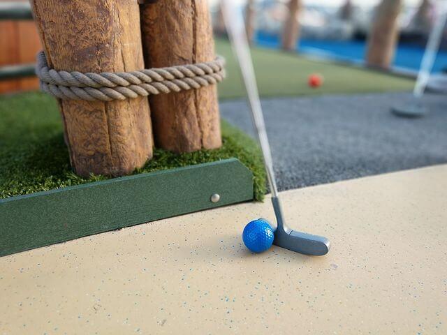 Мини-гольф и другие развлечения для детей в Монако