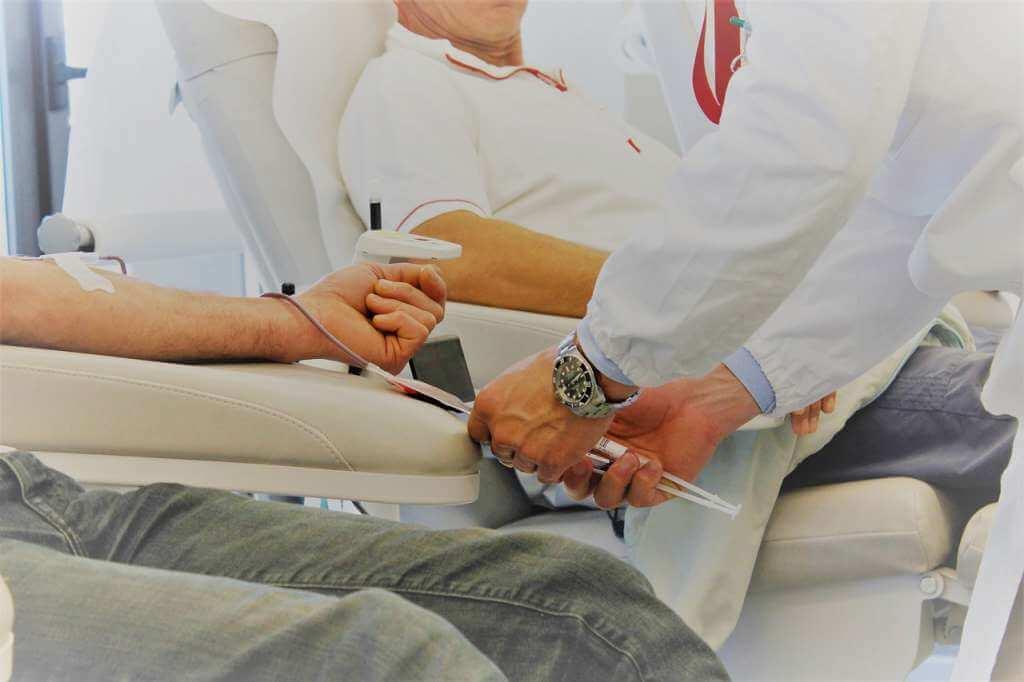 Госпиталь принцессы Грейс нуждается в донорах крови