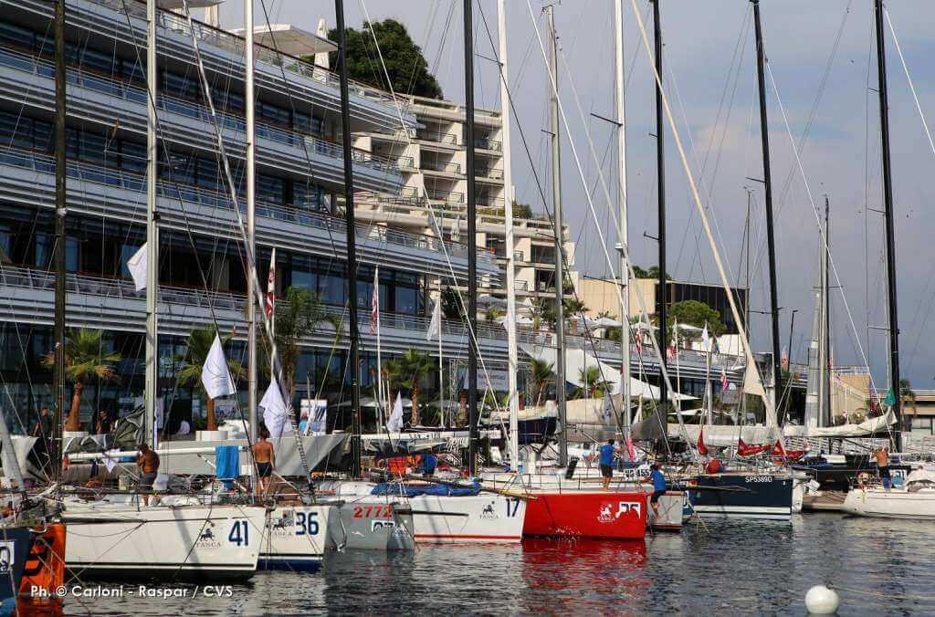 Палермо-Монте-Карло 2018: рекордный выпуск самой захватывающей регаты