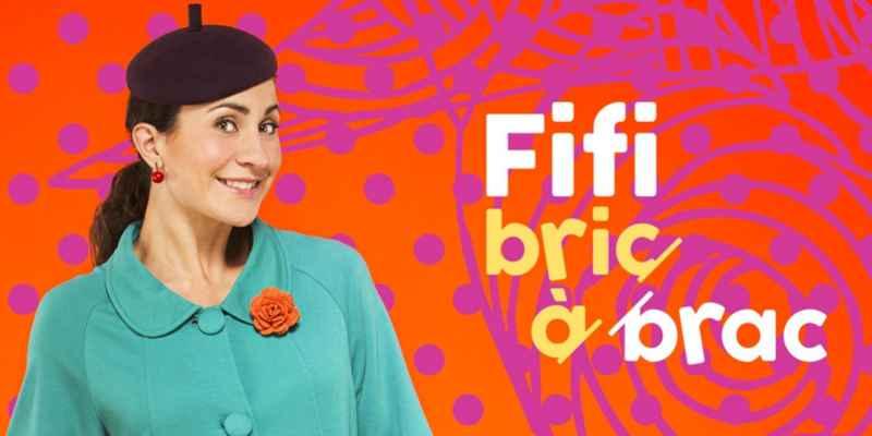 """Шоу для детей """"Fifi Bric à Brac"""""""