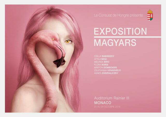 Выставкаработ венгерских художников «Magyars»