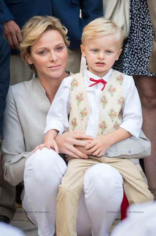Дела княжеские: князь Монако с семьей на ежегодном пикнике