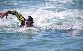 Заплыв на 24 километра в поддержку защиты Мирового океана