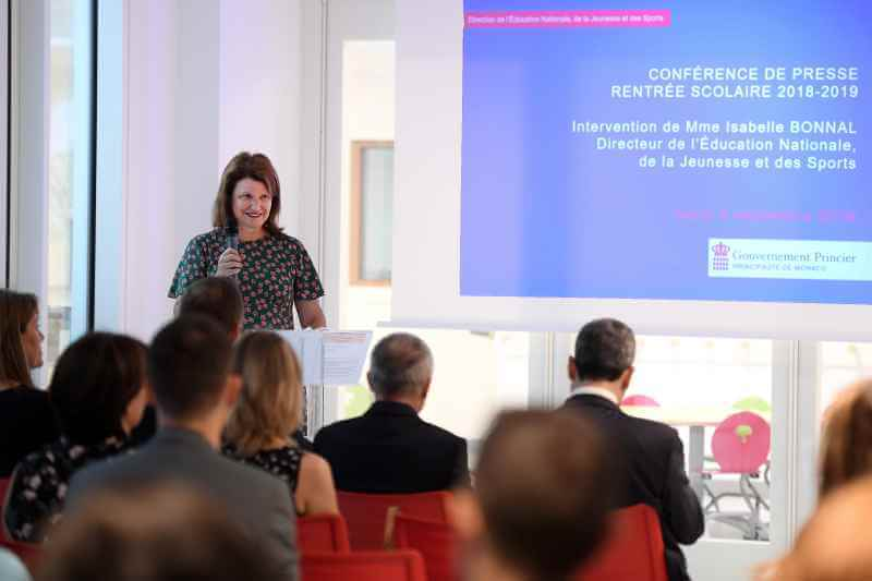 Учебный год 2018-2019 вдохнет новую жизнь в образовательную систему Монако
