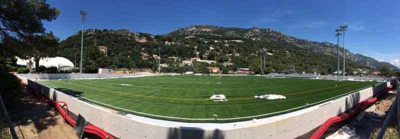Команда Монако по регби готова к новому сезону