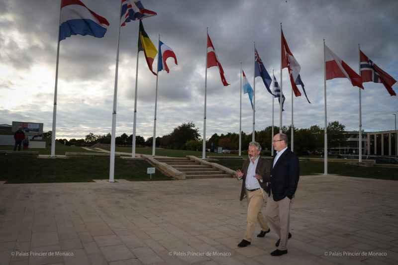 Дела княжеские: князь Монако совершил визит в Нормандию