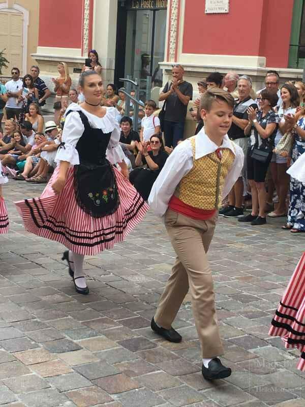 День европейского наследия в Монако: оригинально и весело