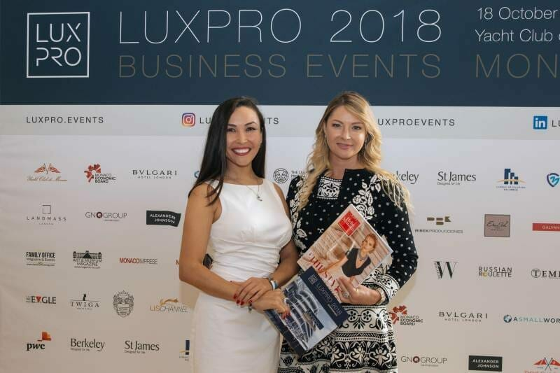 Невероятный успех встречи LUXPRO Monaco 2018