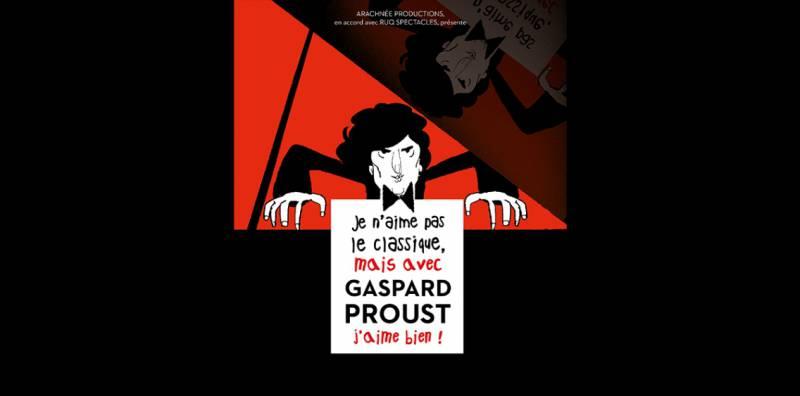 Авангардное шоу Гаспара Пруста в Форуме Гримальди