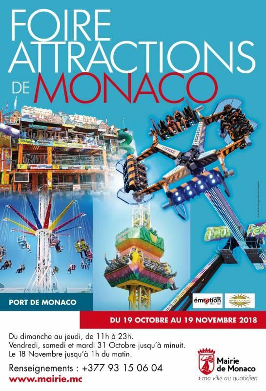 Ярмарка Fun Fair в Порту Эркюль