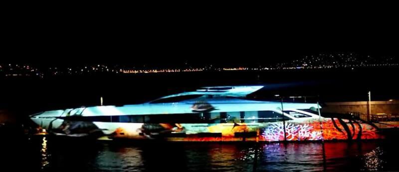 54-метровая суперъяхта El Leon и другие новости