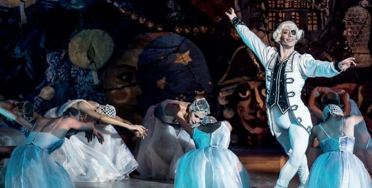 Балетная постановка «Щелкунчик»