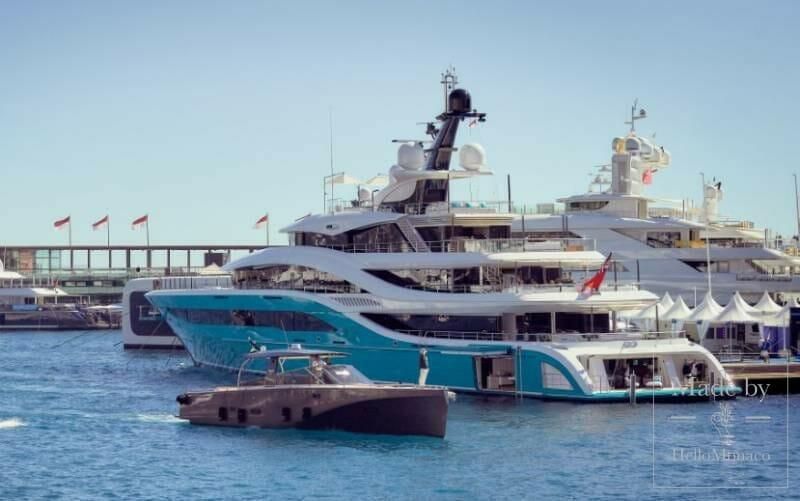 Яхт-шоу Монако 2018: ликование величия и грации