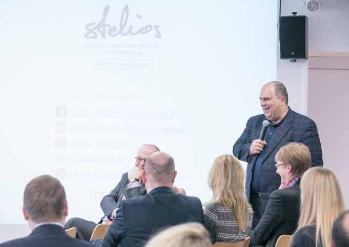 Стелиос Хаджи-Иоанну – миллиардер и филантроп