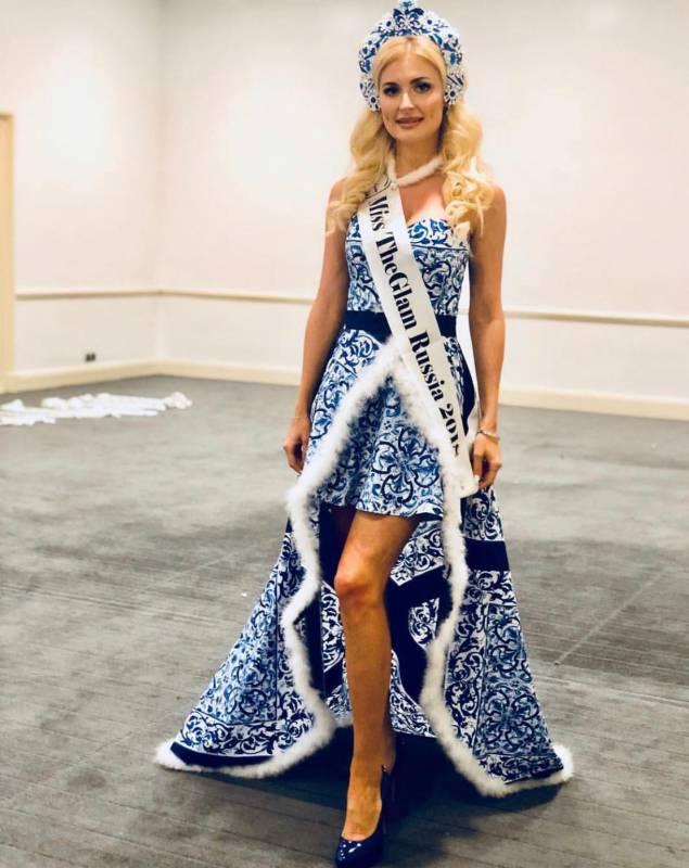 Интервью: Ирина Писарева, Мисс The Glam 2018