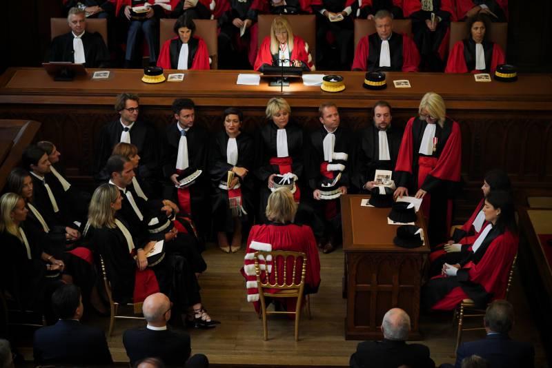 Новый судебный год в Монако официально начался