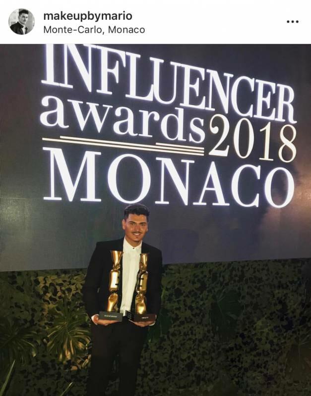 Дебют Influencer Awards в Монако