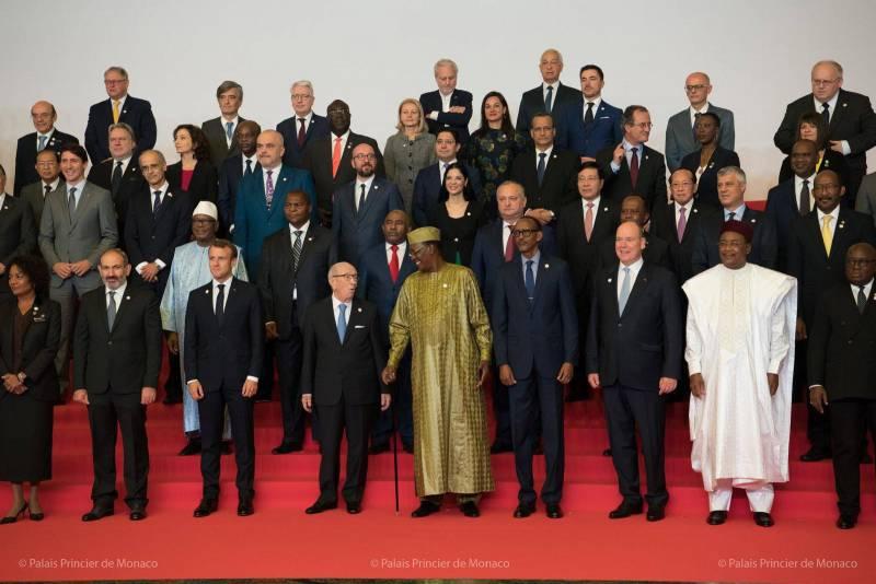 Дела княжеские: князь Монако выступил на саммите Франкофонии