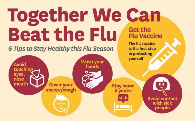 Сезон вирусных заболеваний приближается