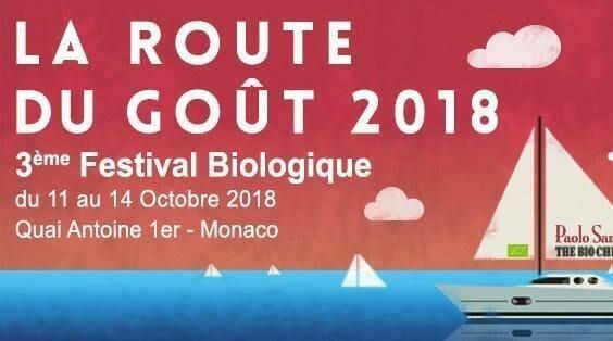 Гастрономический фестиваль La Route du Goût 2018