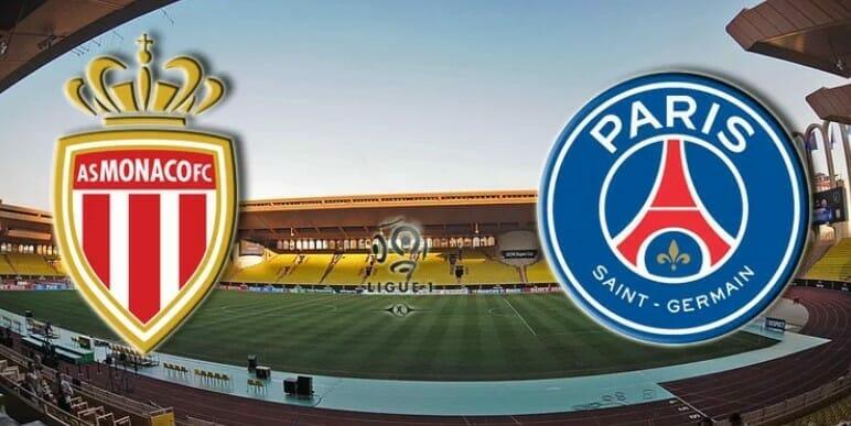 Футбольный матч Лиги 1. «Монако» — «Пари Сен-Жермен»