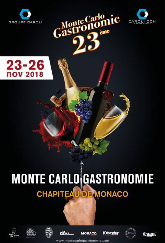 Ярмарка Gastronomie Monte-Carlo